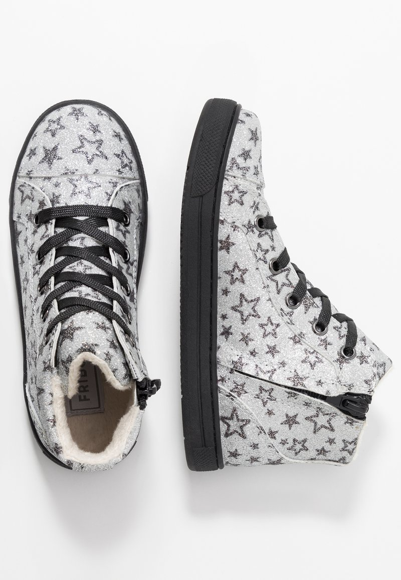Friboo - Sneakers alte - silver