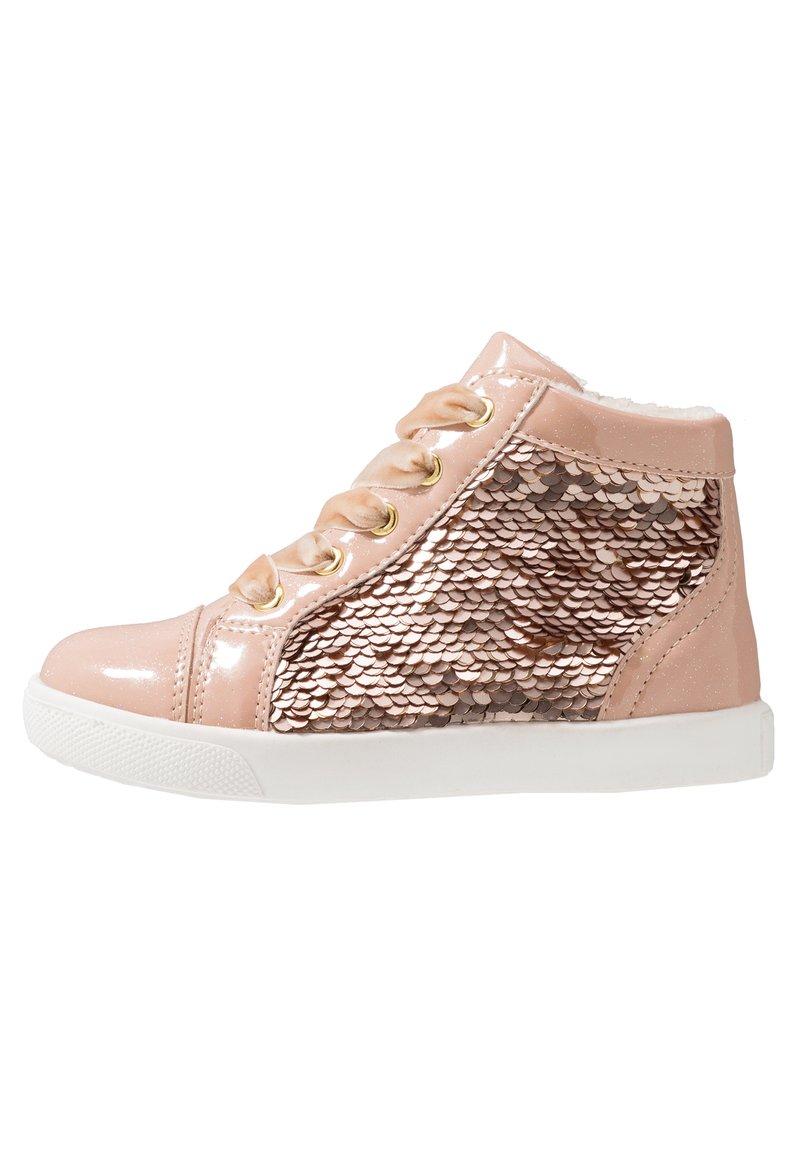 Friboo - Höga sneakers - rose