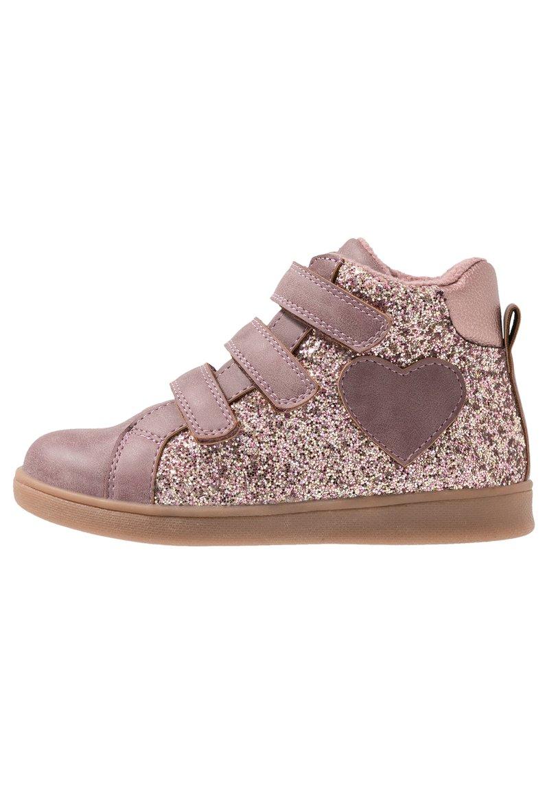 Friboo - Sneakersy wysokie - mauve