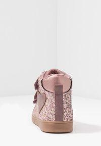 Friboo - Sneakersy wysokie - mauve - 4