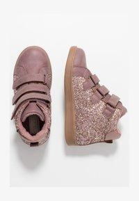 Friboo - Sneakersy wysokie - mauve - 1