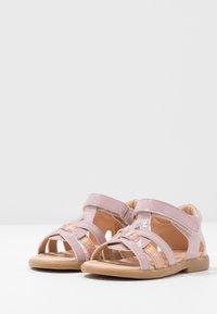 Friboo - Sandals - mauve - 3