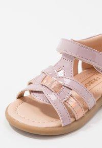 Friboo - Sandals - mauve - 2
