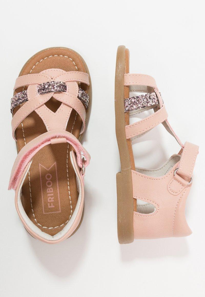 Friboo - Sandals - rose