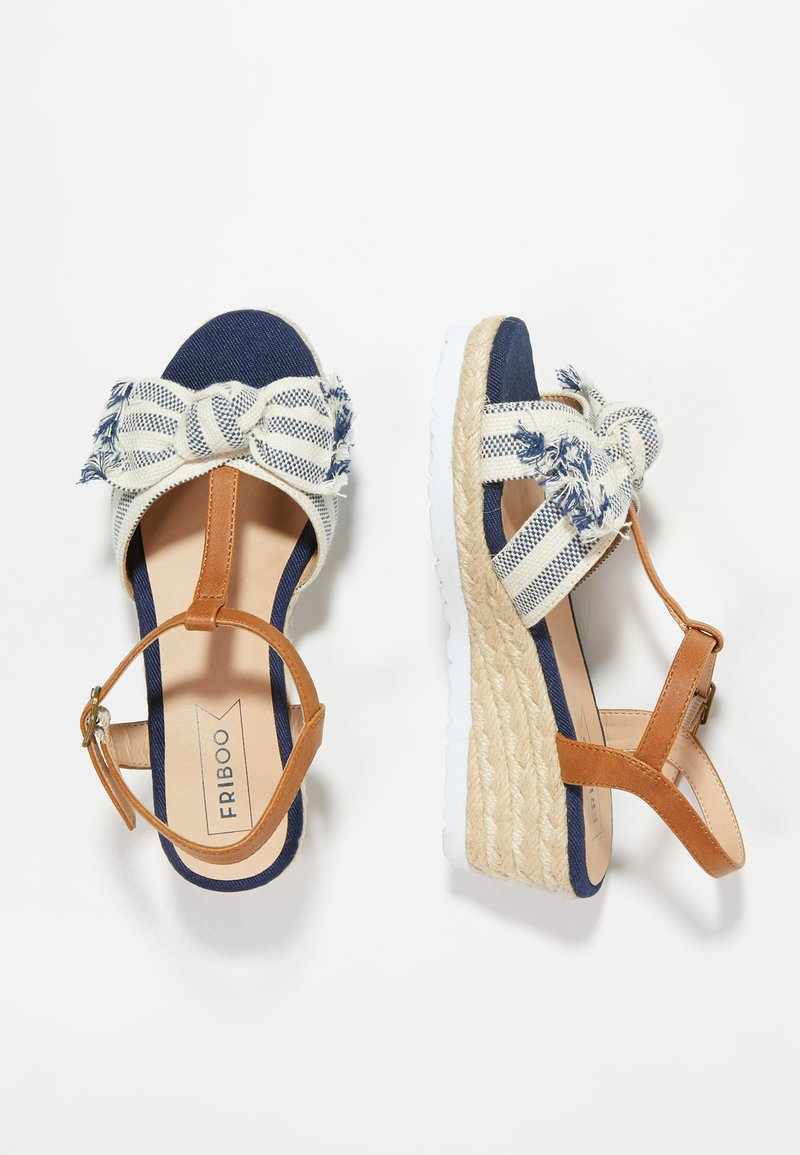 Friboo - Sandals - blue