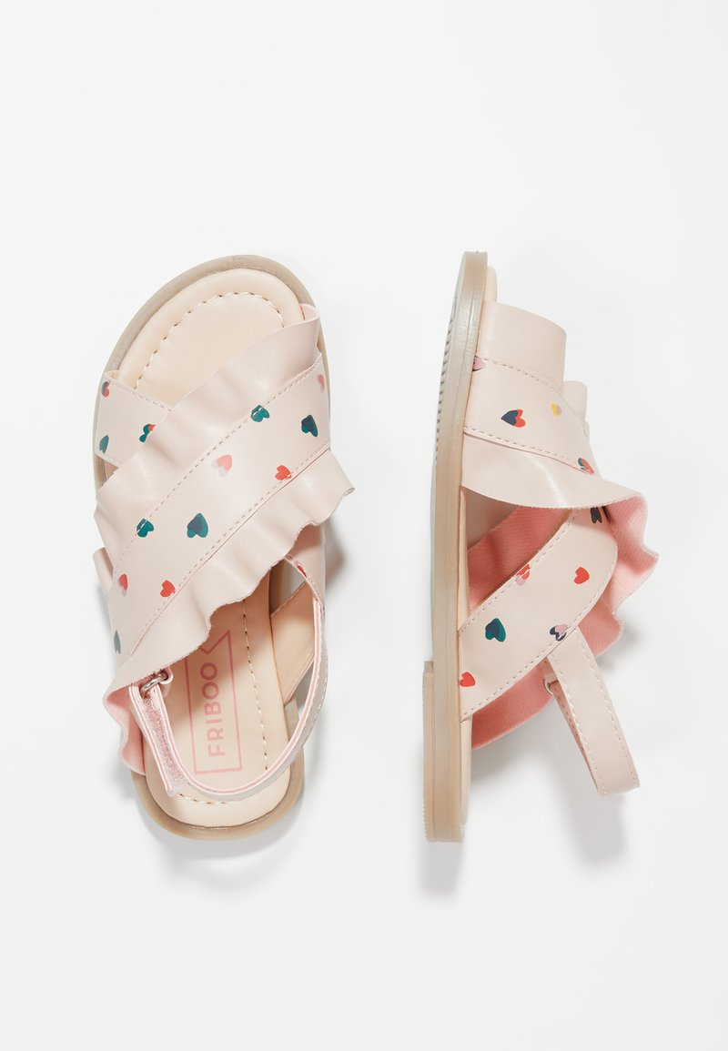 Friboo - MORBY - Sandals - rose