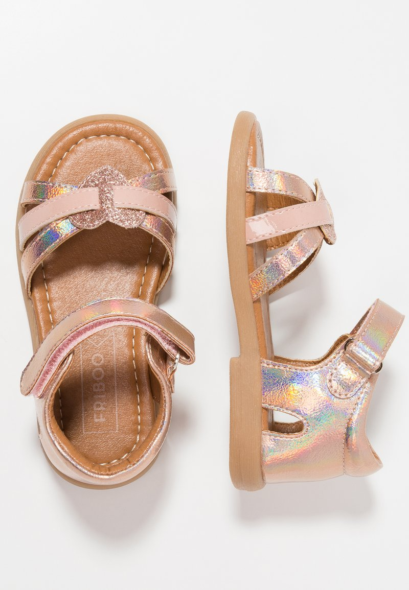 Friboo - Sandaler - rose gold