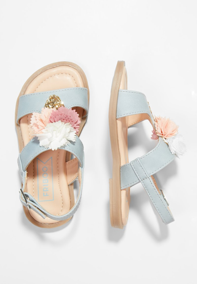 Friboo - Sandals - light blue