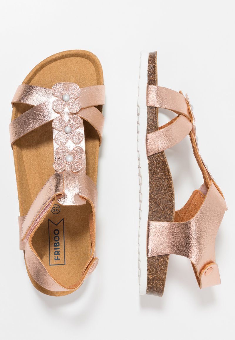 Friboo - Sandals - rose gold
