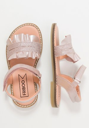 Sandals - lilac