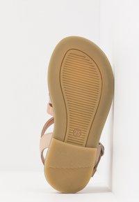 Friboo - Sandals - rose gold - 5