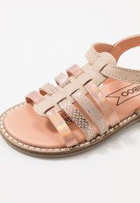 Friboo - Sandals - rose gold - 2