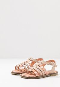 Friboo - Sandals - rose gold - 3