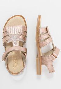 Friboo - Sandals - rose gold - 0