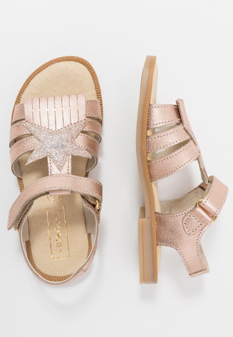Friboo - Sandals - rose gold