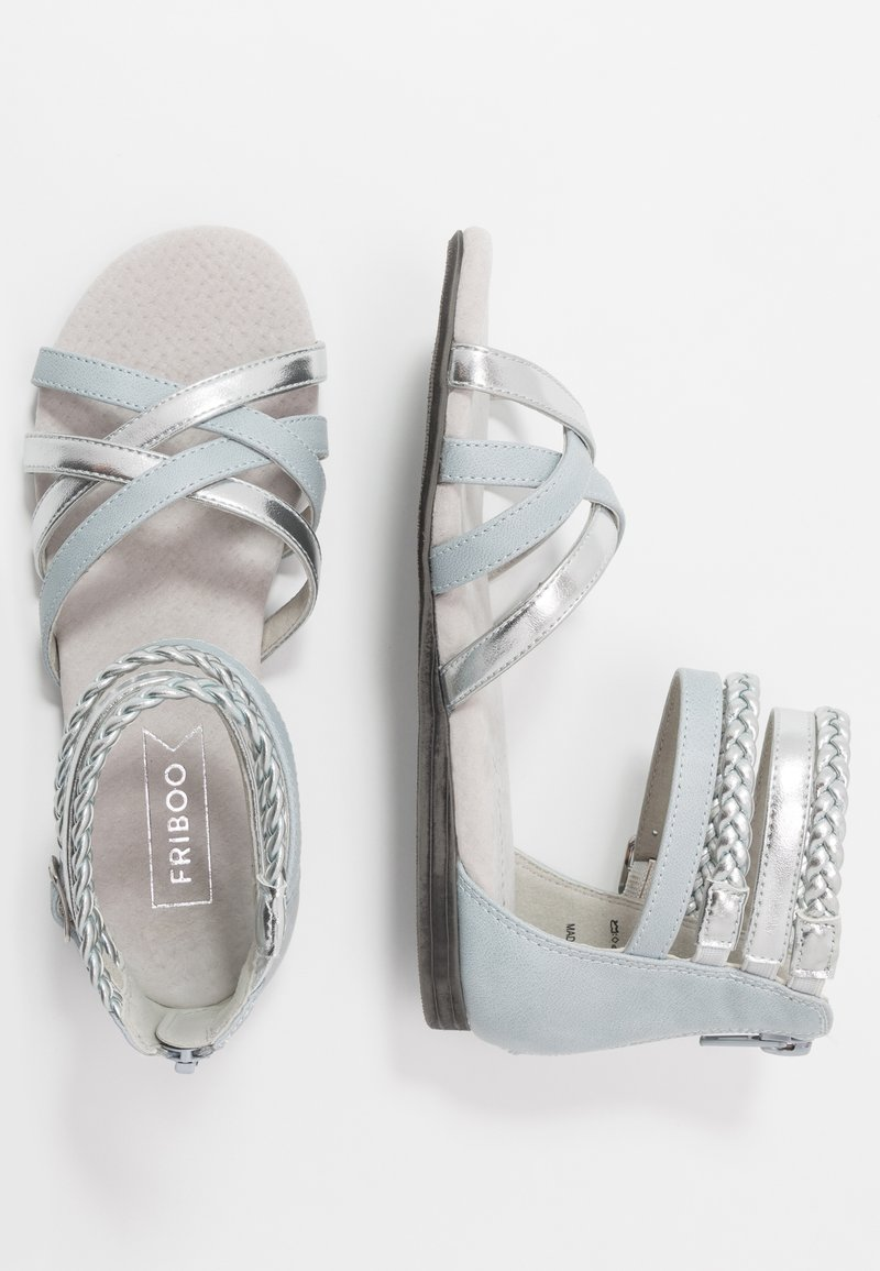Friboo - Sandals - light blue