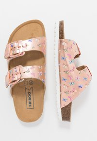 Friboo - Slippers - rose gold - 0