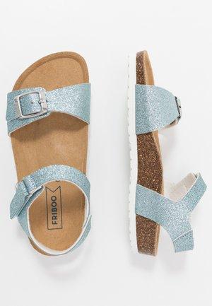 Sandály - light blue