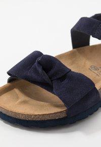 Friboo - Sandály - dark blue - 2