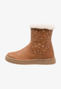 Friboo - Classic ankle boots - cognac - 1