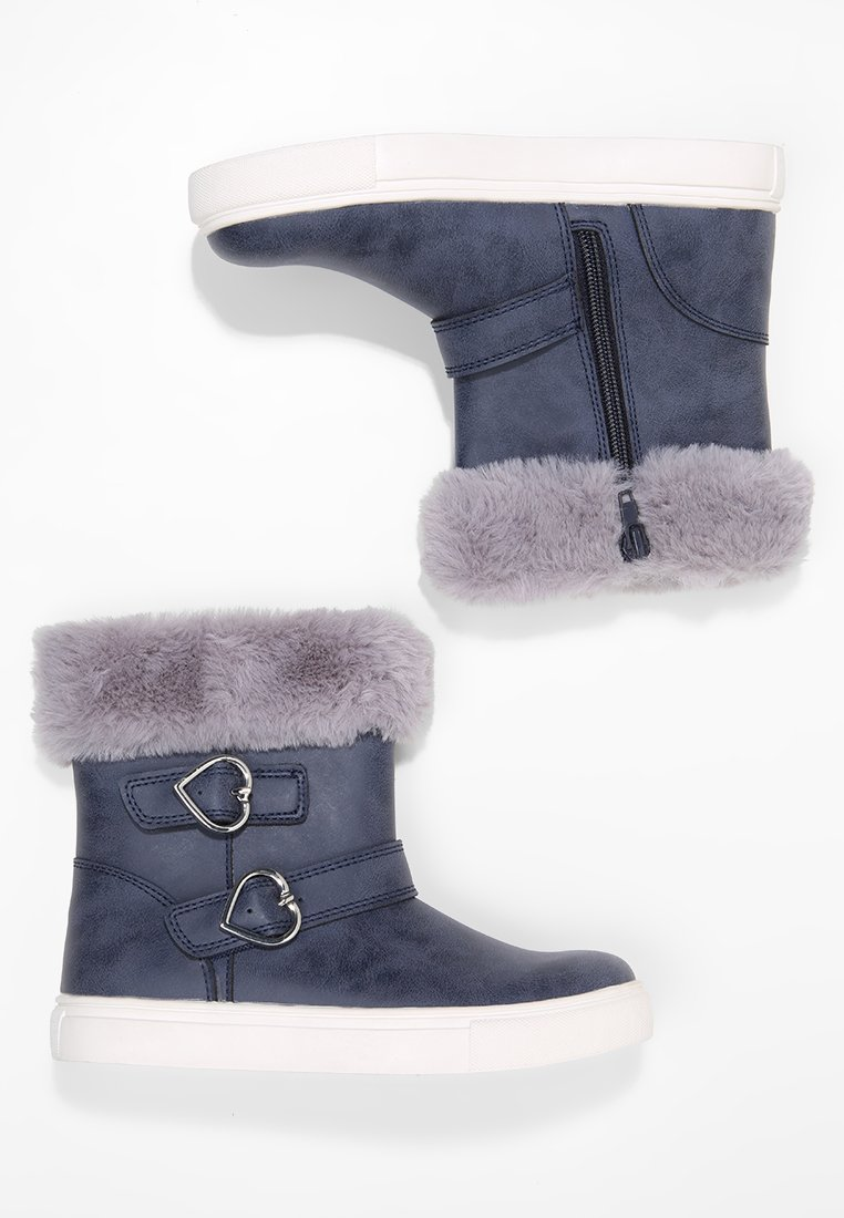 Friboo - Classic ankle boots - dark blue
