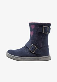 Friboo - Classic ankle boots - dark blue - 1