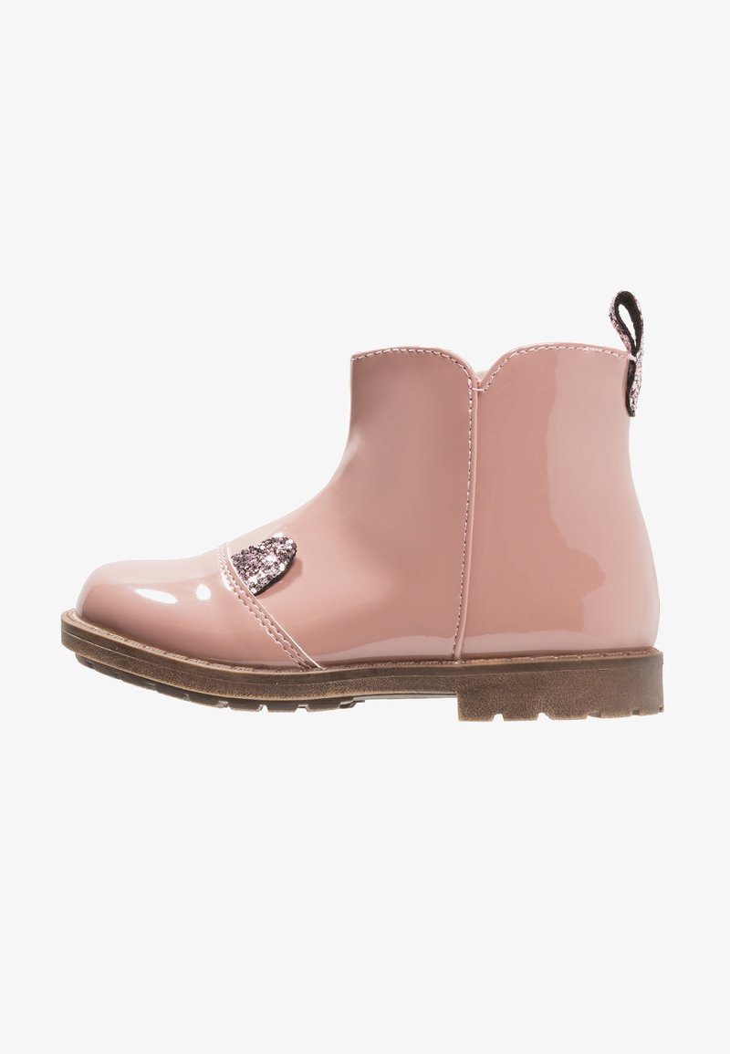 Friboo - Stiefelette - rose