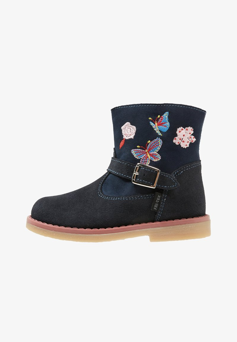 Friboo - Classic ankle boots - blue