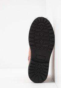 Friboo - Kotníkové boty - rose - 5