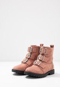 Friboo - Kotníkové boty - rose - 3