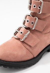 Friboo - Kotníkové boty - rose - 2