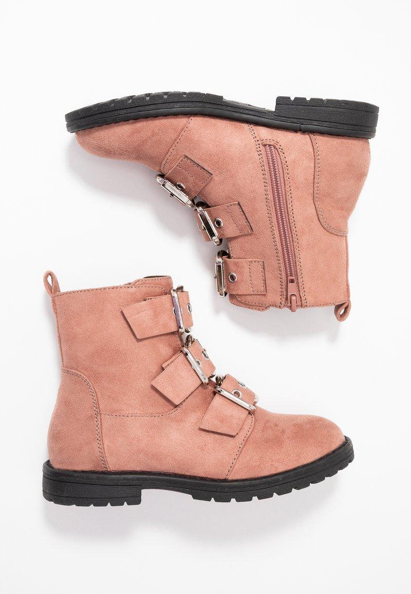 Friboo - Kotníkové boty - rose