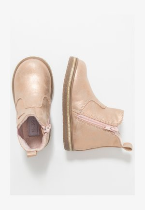 Stiefelette - rose gold