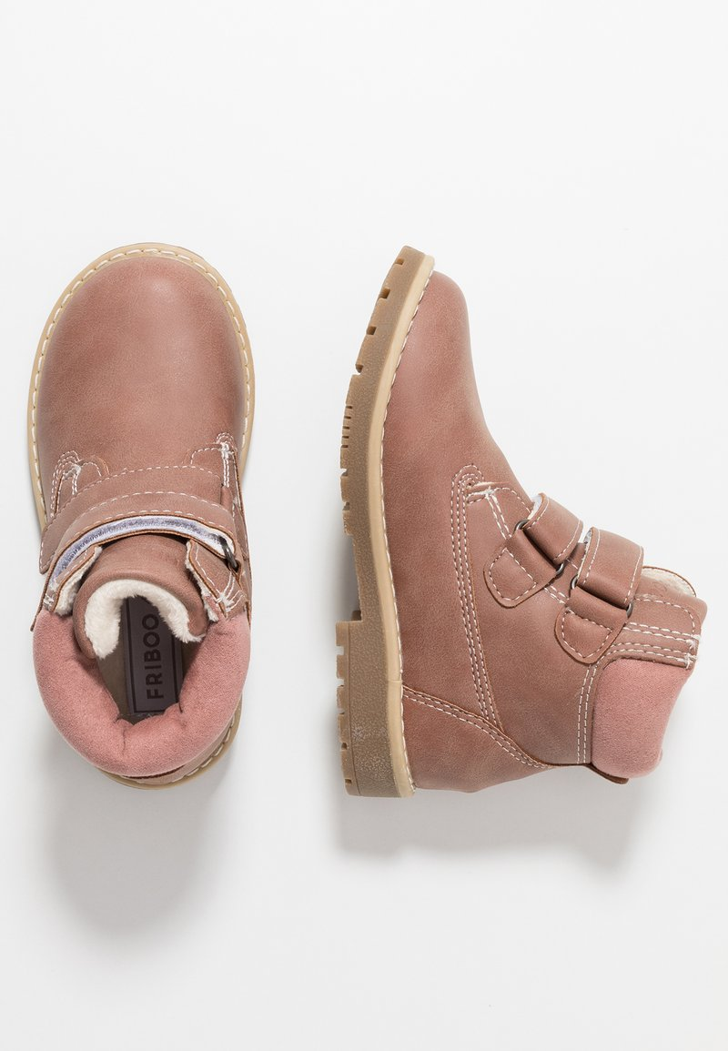 Friboo - Classic ankle boots - mauve