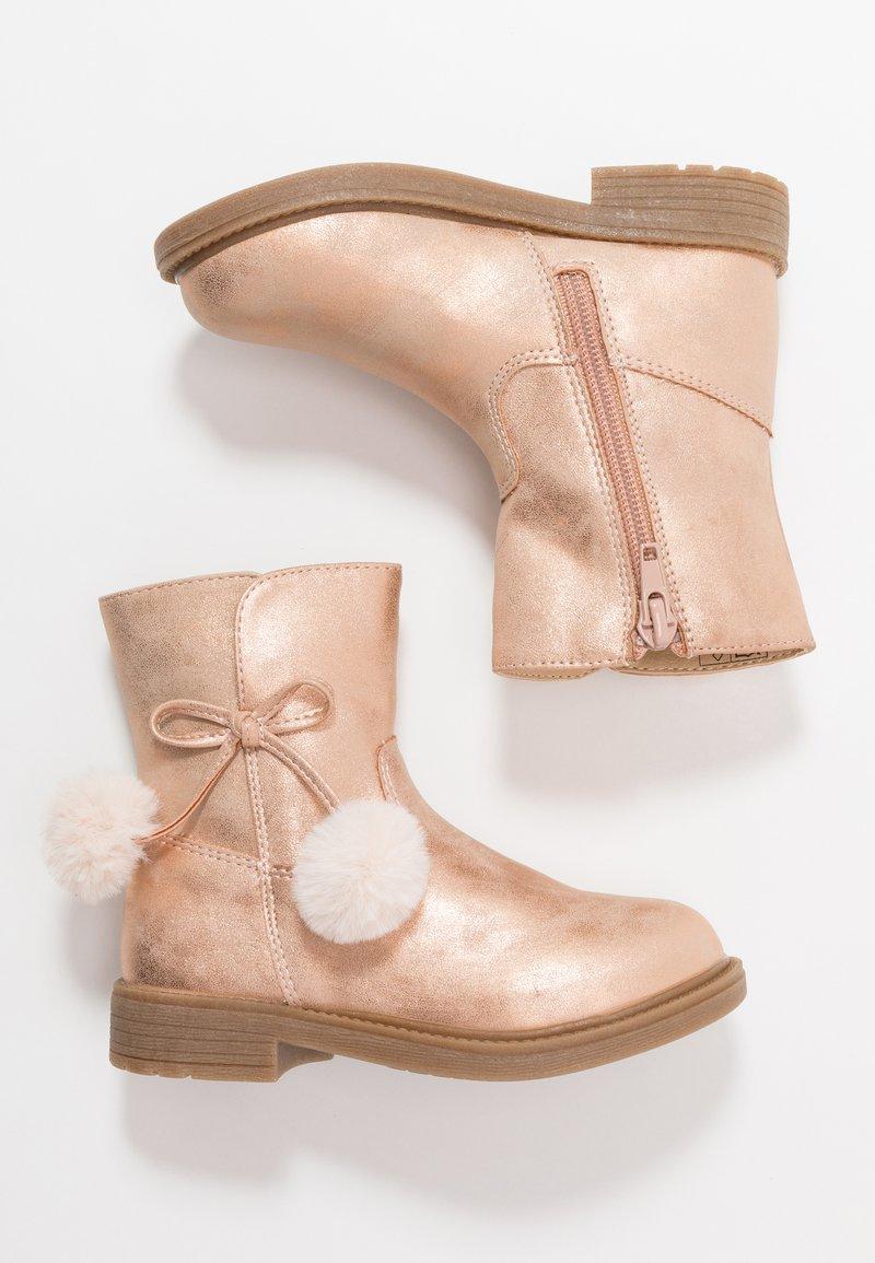 Friboo - Kotníkové boty - rose gold
