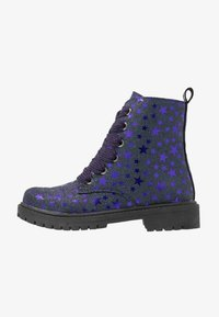 Friboo - Bottines à lacets - dark blue - 1