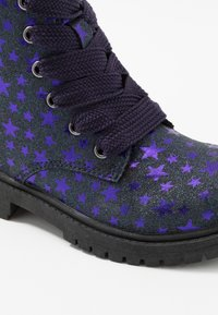 Friboo - Bottines à lacets - dark blue - 2