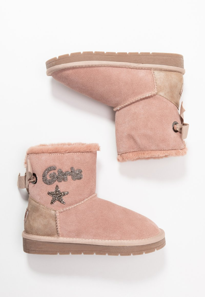 Friboo - Classic ankle boots - rose