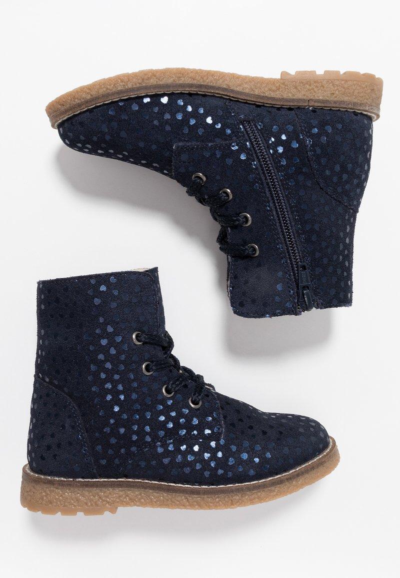 Friboo - Bottines à lacets - dark blue