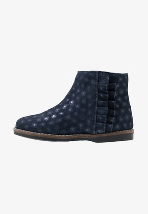 Kotníkové boty - dark blue