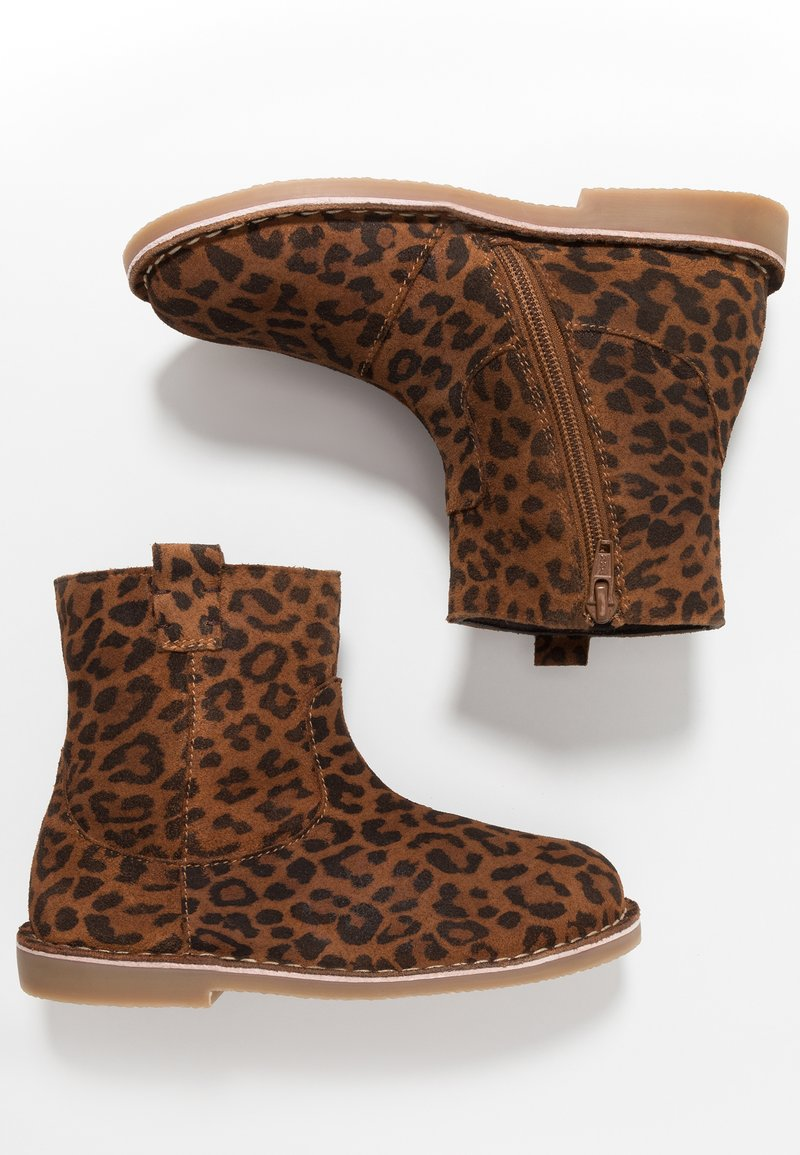Friboo - Classic ankle boots - brown