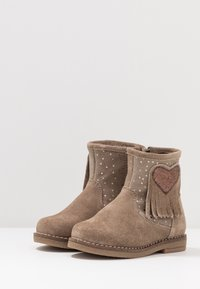 Friboo - Classic ankle boots - taupe - 3