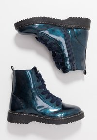 Friboo - Bottines à lacets - dark blue - 0