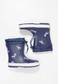 Friboo - Stivali di gomma - dark blue - 0