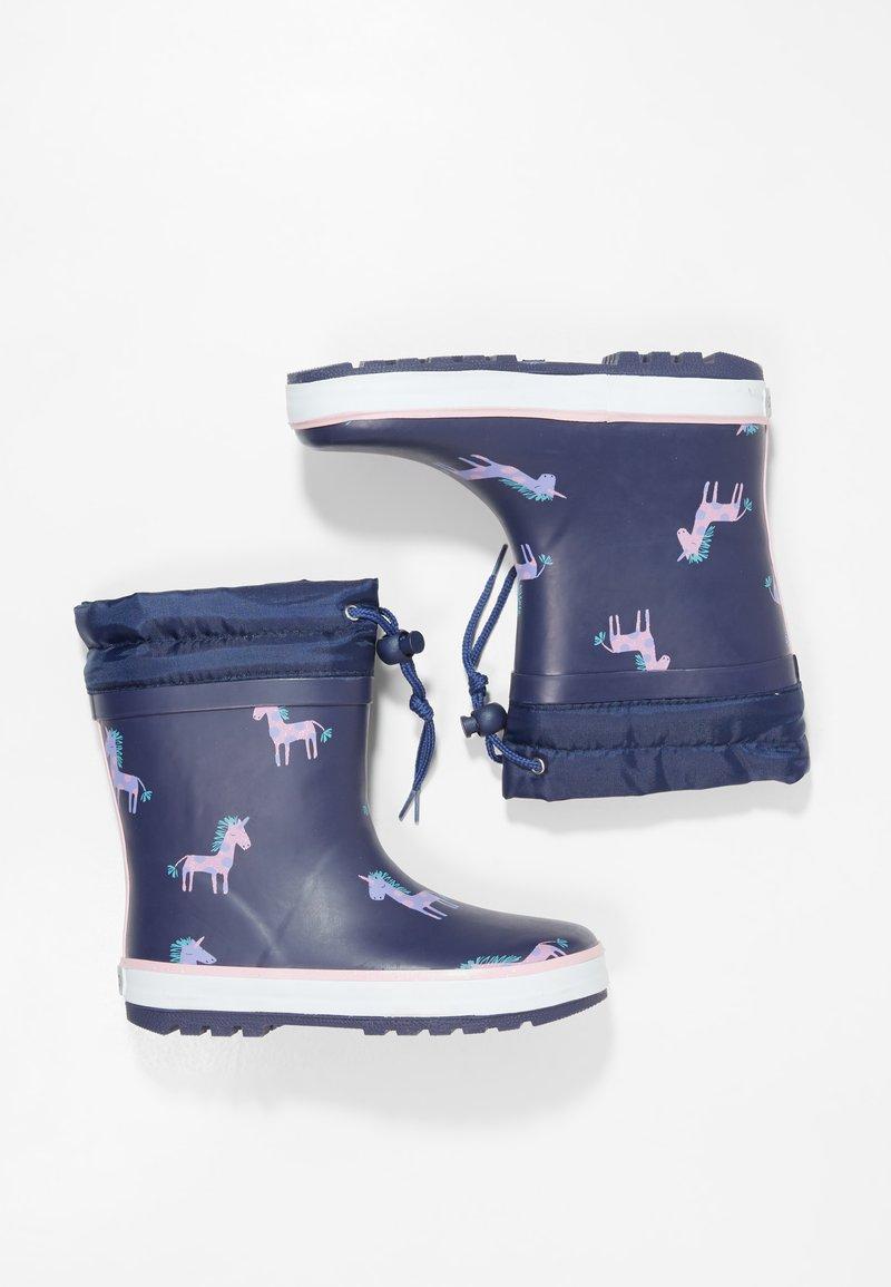 Friboo - Stivali di gomma - dark blue