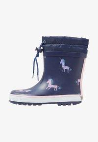 Friboo - Stivali di gomma - dark blue - 1