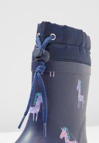 Friboo - Stivali di gomma - dark blue - 2