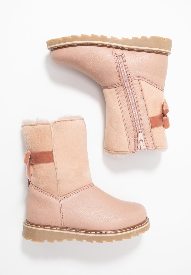 Friboo - Boots - rose