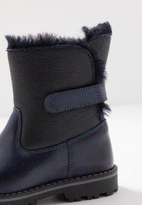 Friboo - Korte laarzen - dark blue - 2