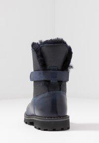 Friboo - Korte laarzen - dark blue - 4